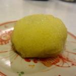 小池菓子舗  - 名物 粟饅頭