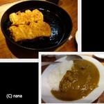 小倉鉄なべ - 2013.6 カレーセット 700円