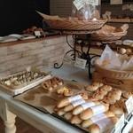 パン工房オリーブ - 素朴なやさしい感じ