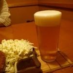 京 - ビール飲むど