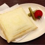 カフェリブロ - ホットプレス   サンドウィッチ