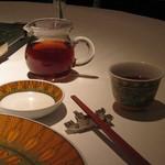 ダイニズ・テーブル - プアール茶