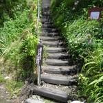 21436296 - 階段を上がると・・