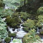 糸舞季 - 渓流も美しいですね~。