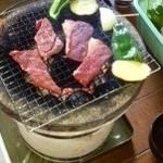 五宝平自然園 - 栗拾いについてくる焼肉(BBQ)