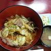 伊藤家 - 料理写真:ジンギスカン丼800円