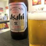 明洞純豆腐 - (中瓶)アサヒドライ¥500