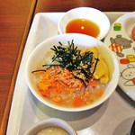21439926 - 古代米入り粥