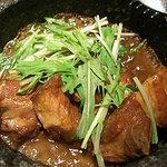 Lei can ting - 豚バラ肉の煮込み