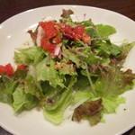 トラットリア シャント - サラダ