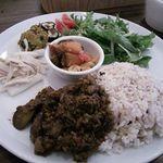 maaru - 【週末限定】 ナスとひき肉のドライカレープレート