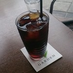 cafe GARDEN - アイスコーヒー