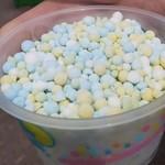 ディッピンドッツアイス - 料理写真:ラムネ味