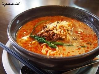 アスリート中華ダイニングYI-CHANG - 五つ星を獲得した「白担々麺」