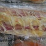 くるりん - 孫が選んだパン