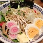 函館市場 海厨房 - ラーメンサラダ