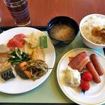 リッチモンドホテル - 料理写真:朝食(2013年9月;1日目は和食で)