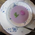 シェ キリー - 013年夏スープ、ドゥ、カァーガ
