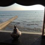 粛海風 - ロビー入ってすぐの風景
