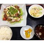 万徳 - ★鶏南蛮定食