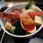 21450805 - 海鮮丼(アップ)