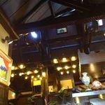 珈琲館 くすの樹 - 【13年9月】壁の絵が富士山でした