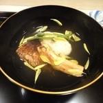 日本料理 喜多丘 - お椀