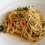 21454793 - 生ウニのスパゲッティーニ  シチリアスタイル