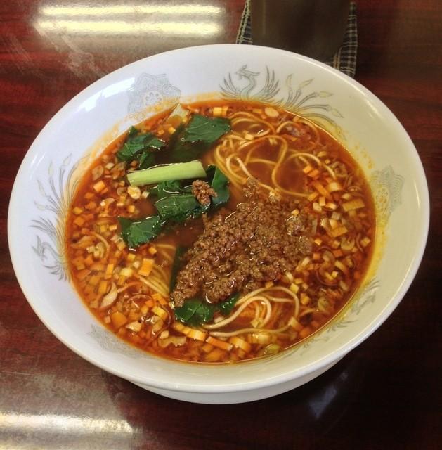 中国四川料理 あらき - 酸辣湯麺
