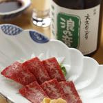 旬彩酒房 夢商人 - 熊本直送 特上馬さし 980円