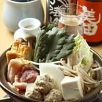 旬彩酒房 夢商人 - 大人気 夢商人のちゃんこ小鍋 980円