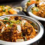 神戸Aarti - インドの香り高いバスマティーライスをスパイスと具材で炊きあげる「ビリヤニ」