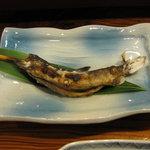 2146220 - 岩魚の塩焼き