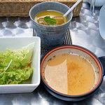2146814 - サラダ・スープ・トロピカルジュース