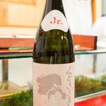 東家 - くどき上手 Jr. ホワイト 純米大吟醸 2013.9.21
