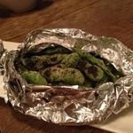モツダイニングポシェ - 焼き枝豆