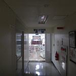寒地土木研究所食堂 - 2013年9月