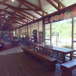 町田バーネット牧場 - 入口入って右側 売店