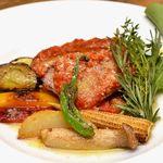 イル ミオ ポスト - 料理写真:シェフのこだわりの料理をお楽しみください。