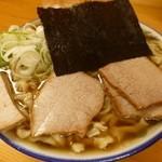 ケンちゃんラーメン - 2013年9月 中華そば 小盛600円