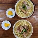 川平公園茶屋 - 料理写真:ソーキそば
