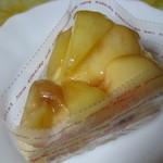 創作菓子 杏 - 桃タルト