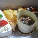 創作菓子 杏 - 料理写真:買った物
