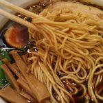 21469776 - (2013.9.24)ブラックらーめんは細麺だ
