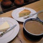 キミノズカフェ - こだわりチャイとオーナーお手製のチーズケーキ