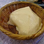 関屋 - 手作りざる豆腐