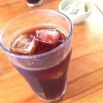 コブタ - ランチにつくアイスコーヒー
