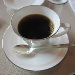 ザ パレス ラウンジ - コーヒー