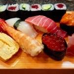 後楽寿司 - 特上寿司