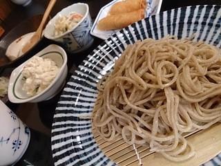 蕎澤 - 豆ふずくし 950円